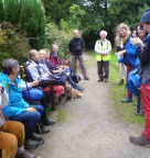 Final summer event: Cornwall Interfaith Forum Walk 24th Sept. Image: CFF